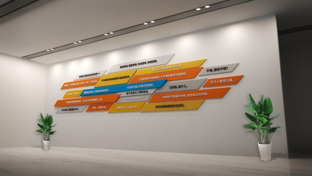 安徽联新文化墙设计与制作安装